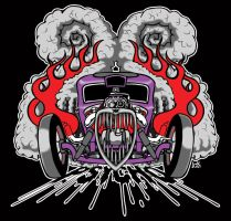 Psycho Coupe by Go-Baby-Go