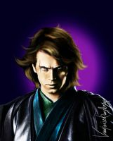 Ani Skywalker by vampirekingdom