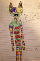 New character- Adrian by AwolOrange