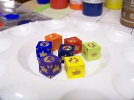 Mini Vongola Boxes by gsnks