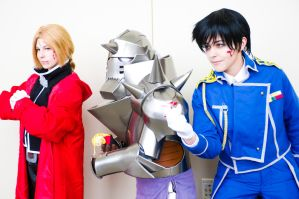 Full Metal Alchemist by EminenceRain