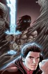 Angel 22 Cover color by GabrielRodriguez