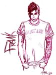 MCR: Frank Iero by stylistic-division