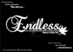 Endless Book 2 Coming Soon by jackanarchy99