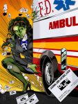 Ambulance Catcher by TGK by THE-Darcsyde