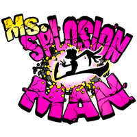 Ms. Splosion Man by POOTERMAN