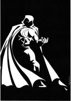 Moon Knight by NJValente