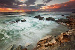 Ocean Lines by Dreampixphotography