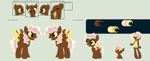 Bedtime Lullaby ~Official Character Ref~ by Winter-Wondermare