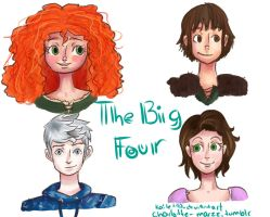 The big four by kailet97
