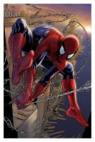 Spiderman - morning swinger by spidermanfan2099