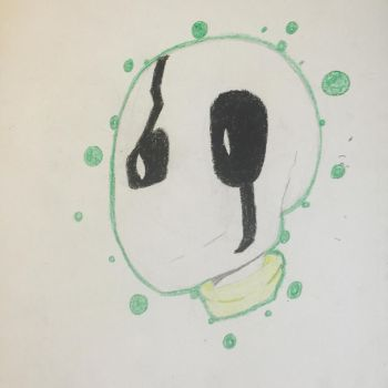 W.D. Gaster by eeveegamer119