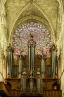 Cathedrale Tours Indre-et-Loire France by hubert61