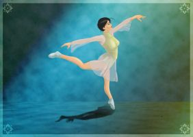 Dancer by DebyBee