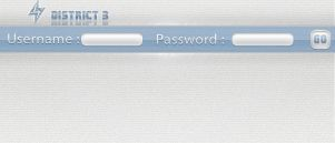 Log-In Bar Version 1 by MrP3pC