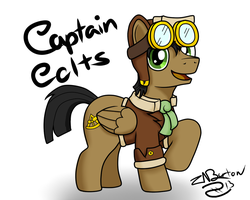 Captain Colts Explorer Extraordinaire v2 by NiegelvonWolf
