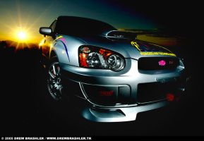 Forced Air Tech Subaru STi 2 by Yesitsdrew5310