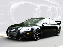 Audi A6 Virtual Tuning by Kyprulez