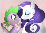Perfect kiss! by CorruptionSolid