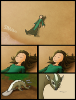 Kyoshi - The Undiscovered Avatar page 18 by Amirai