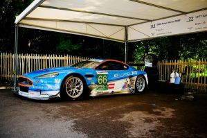 DBR9 'Jet Alliance' by TVRfan