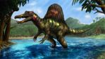 Spinosaurus by ImperiousTangent
