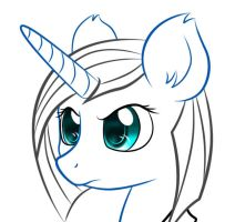 Eyes Experiment by MartianSketchPones