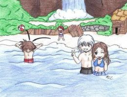 Contest entry 2 Summer Fun by ChibiArt-Club