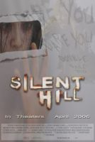My Silent Hill poster by Bullfrog59