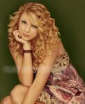 Taylor Swift by pinkpolka234