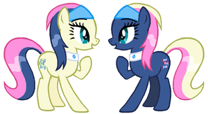 Bon Sisters by Durpy