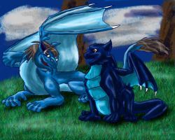 Prize pic for drakoknight by Draconigenae666