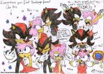 Many different ways of Shadamy by Shadow0fTheDay