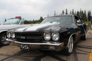 Resto-Modded Chevelle 454 by KyleAndTheClassics
