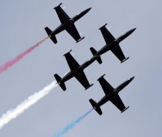 Patriots Flyby 2 by shelbs2
