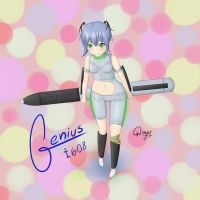 Genius i608 [Tablet] by Doujio