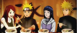 NaruHina family 3 by 777luck777