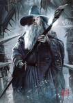 Gandalf by nitefise