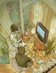 attic room by nishikado