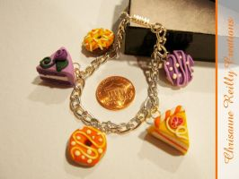 Juicy Rose bracelet by magur