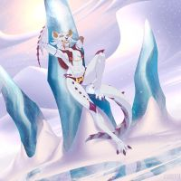 Ice queen by kyander