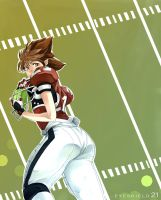 EYESHIELD 21 by Mebon