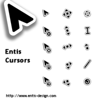 entis cursor by multijorge1999