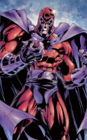 Magneto by JeremyColwell