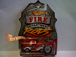 Fire Department Rods - North Pole, Ak by idhotwheels