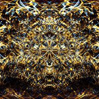 Abstract - Exaltation Throne by Silverhyren