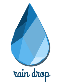 water drop by gietdesign