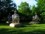 Jaume Plensa - I, you, she or he by Foozma73