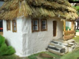 Traditional house 4 by AllyEdFrown