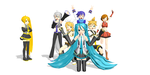 Welcome to MMD! by Jemania